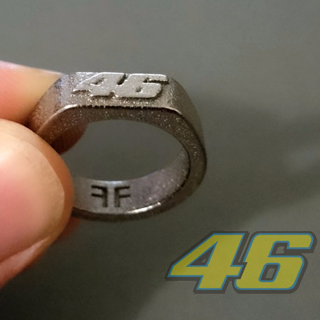 Rossi 46 ring by FORGE3D
