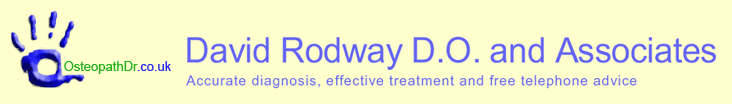 David Roadway D.O. and Associates logo