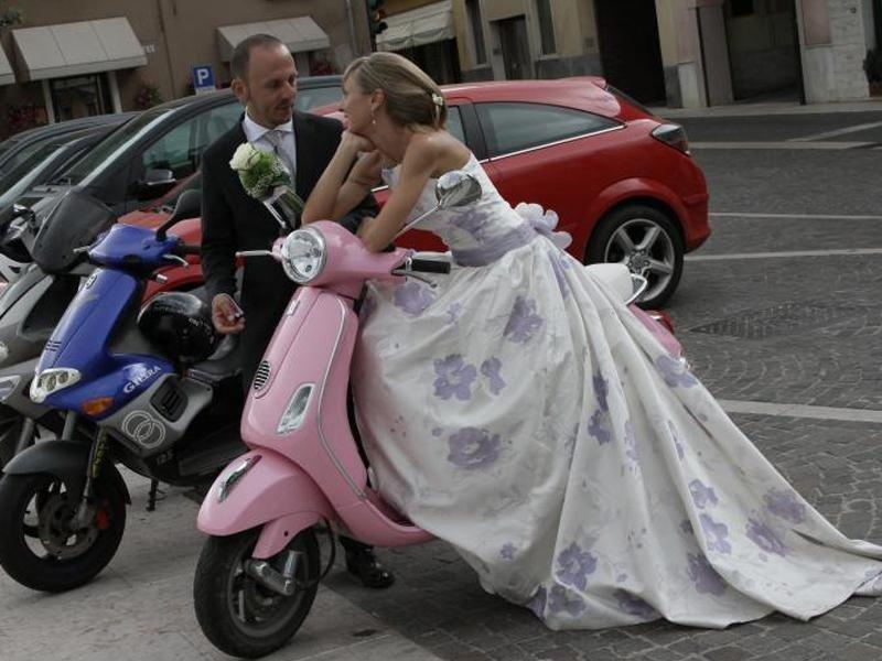 Sposi Silvia ed Alessio
