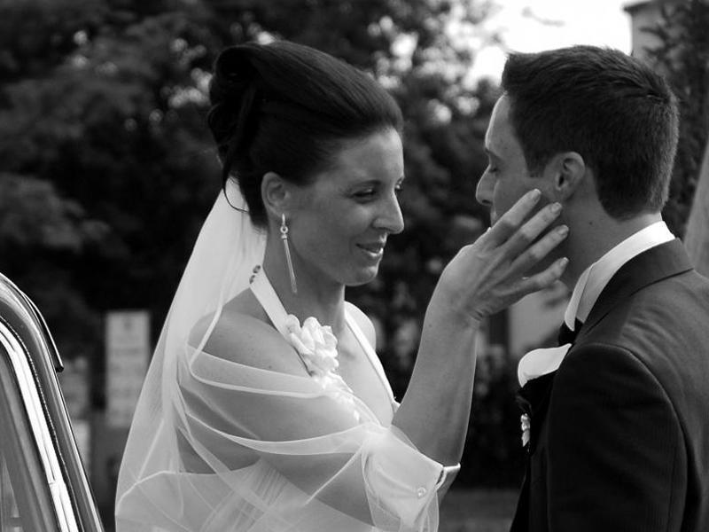 La sposa Elisa e Marco