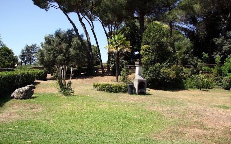 Casa di riposo con giardino Roma Nord