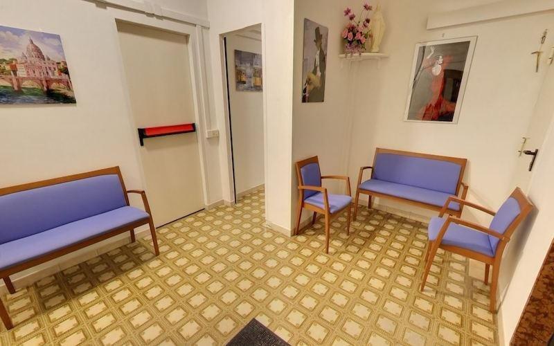 Casa per anziani Roma Nord