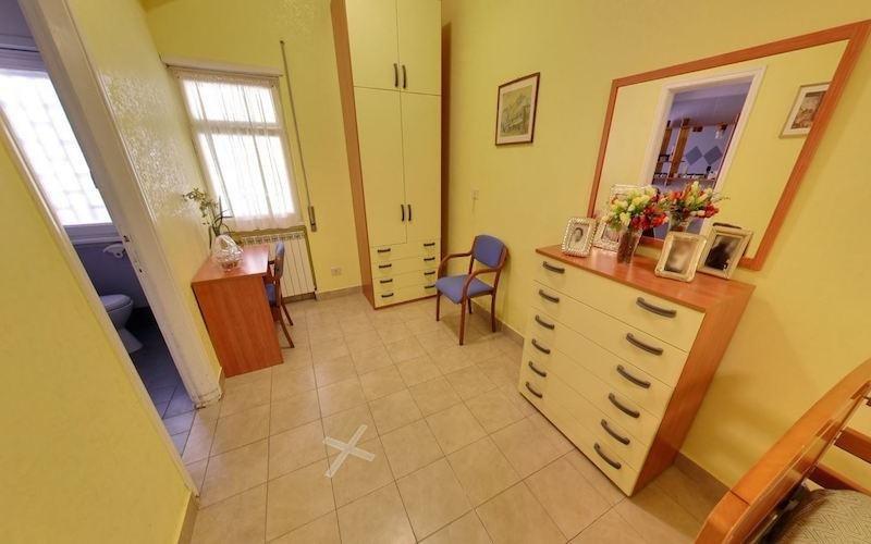 Camere casa di riposo