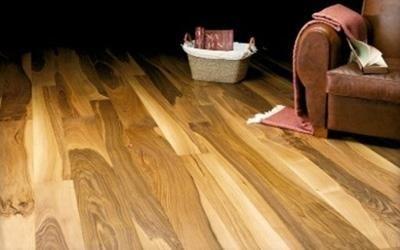 Pavimento in legno su misura