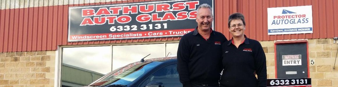 professional service supplying, fitting, and repairing car windscreens in Bathurst