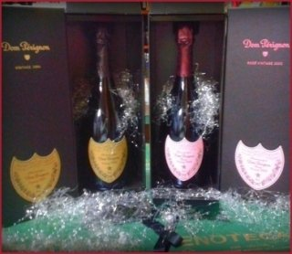 champagne Don Perignon
