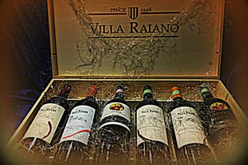 vini Villa Raiano