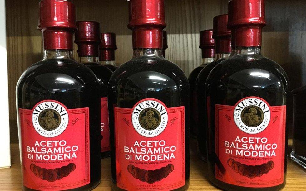 Aceto balsamico di Modena Mussini