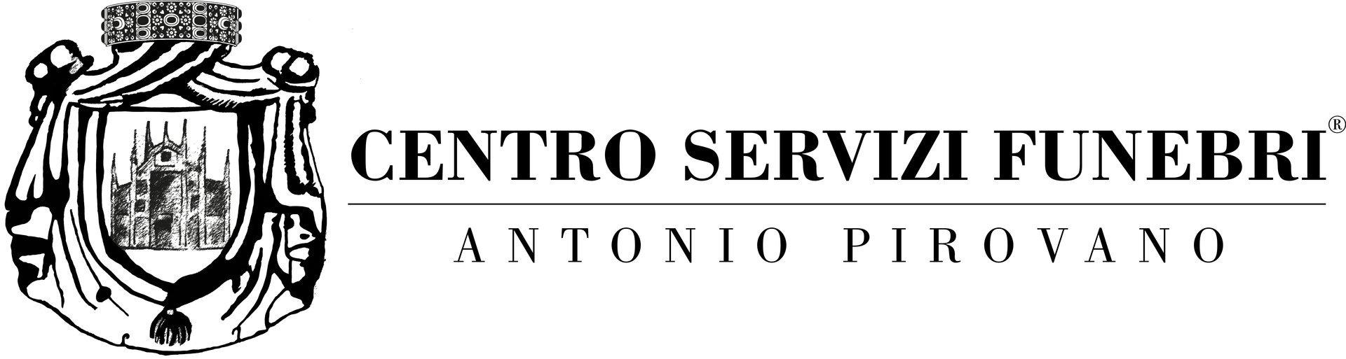 CENTRO SERVIZI FUNEBRI PIROVANO - LOGO
