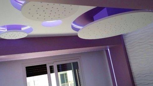 luci a soffitto rotonde
