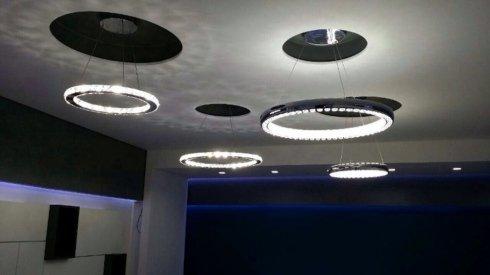 illuminazione per locali e bar