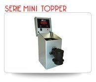 serie mini topper nologames Genova