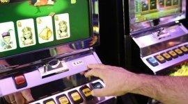 Affito slot machine, Slot machine bar