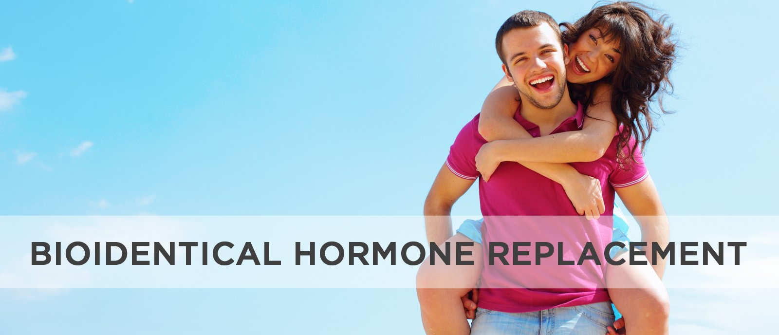 Bioidentical Hormone Replacement
