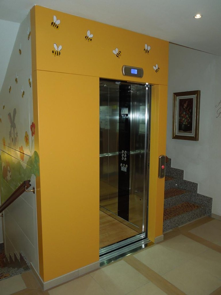 Modernisierungen von Aufzügen
