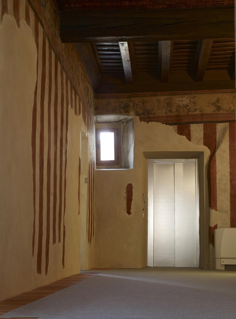 Palazzo Assessorile in Cles (TN)