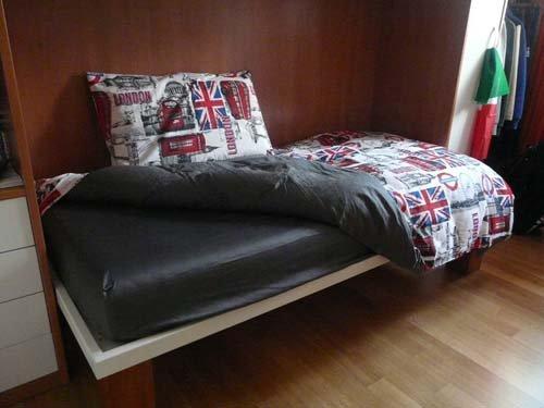 piumone per letto singolo