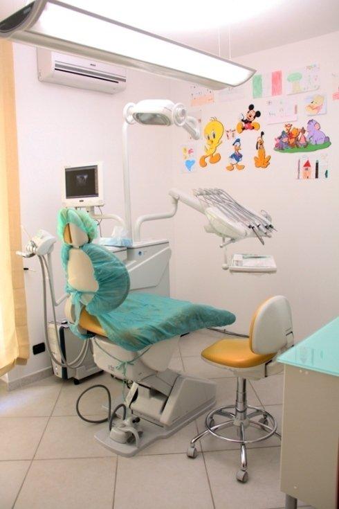 sala operativa bambini