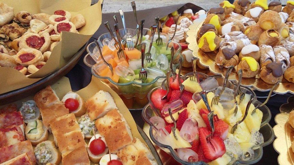Servizio catering Rubiera