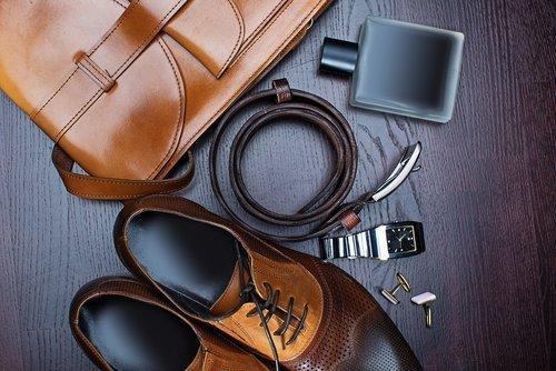 accessori e calzature uomo da ufficio