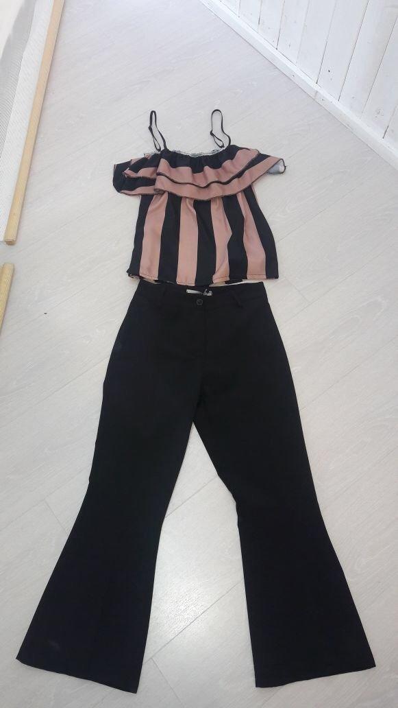 completino canotta e pantalone
