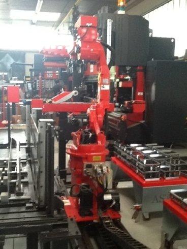 robot di piegatura