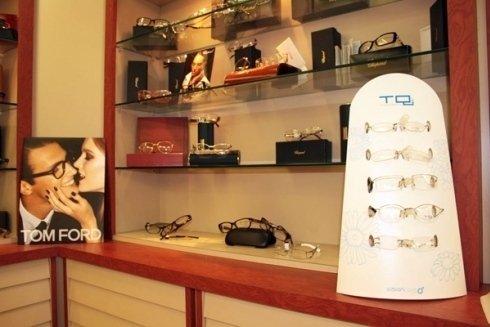 Occhiali di marca con montatura personalizzata
