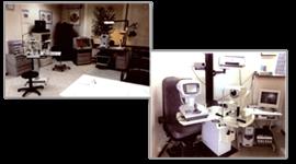 Laboratorio optometria e contattologia