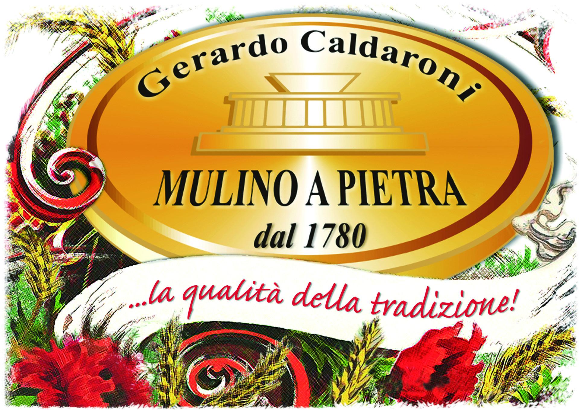 MULINO A PIETRA CALDARONI - LOGO