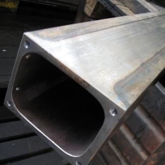Beam heat treatment