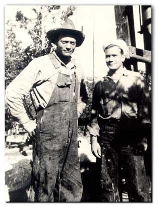 Original owner of Western Water Wells Frank Glass
