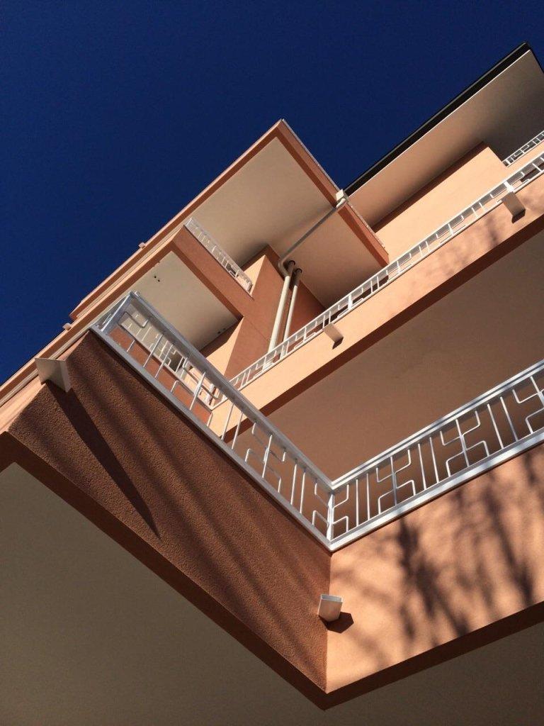 Ristrutturazione balconate