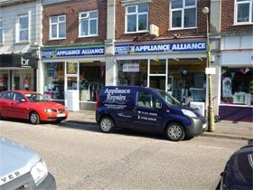 Appliance Alliance Bournemouth Kevin Wells Appliance