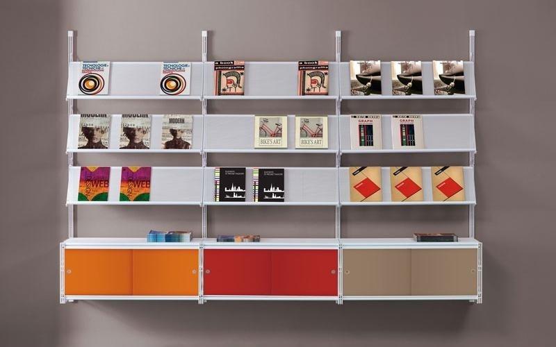 Armadi e scaffali per uffici e magazzini arona alfa for Grandi magazzini mobili