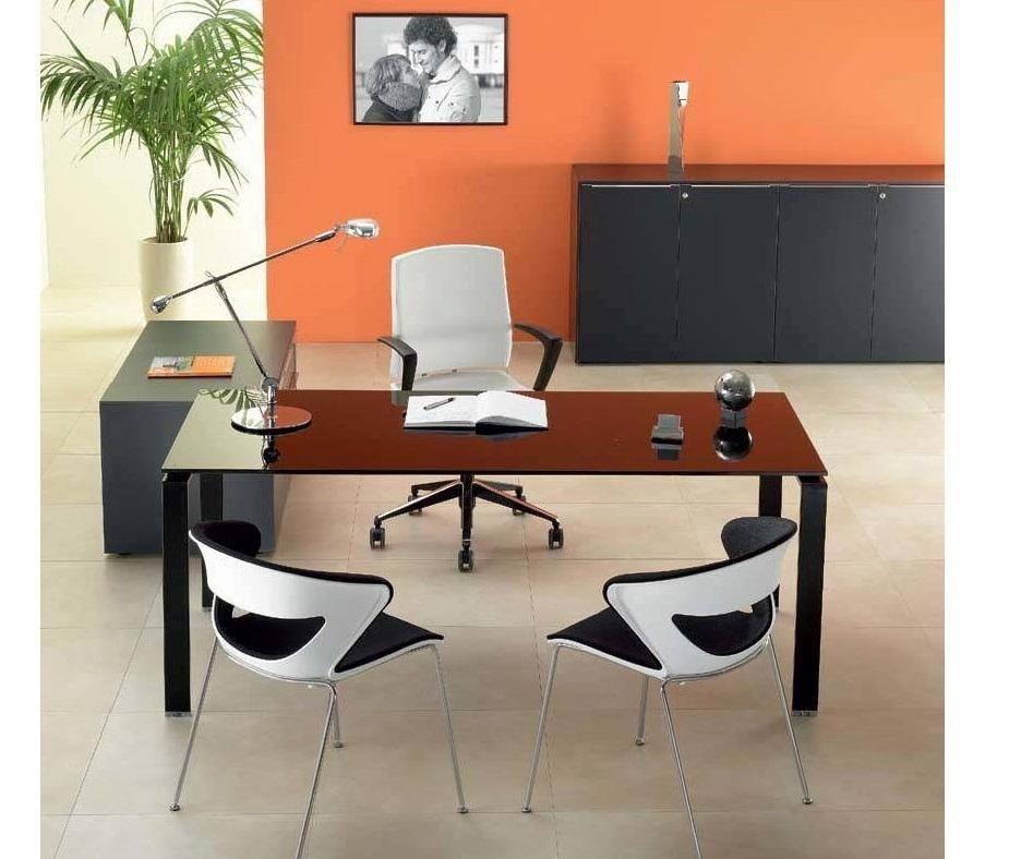 Sedute poltrone mobili e scrivanie per uffici direzionali for Scrivania low cost