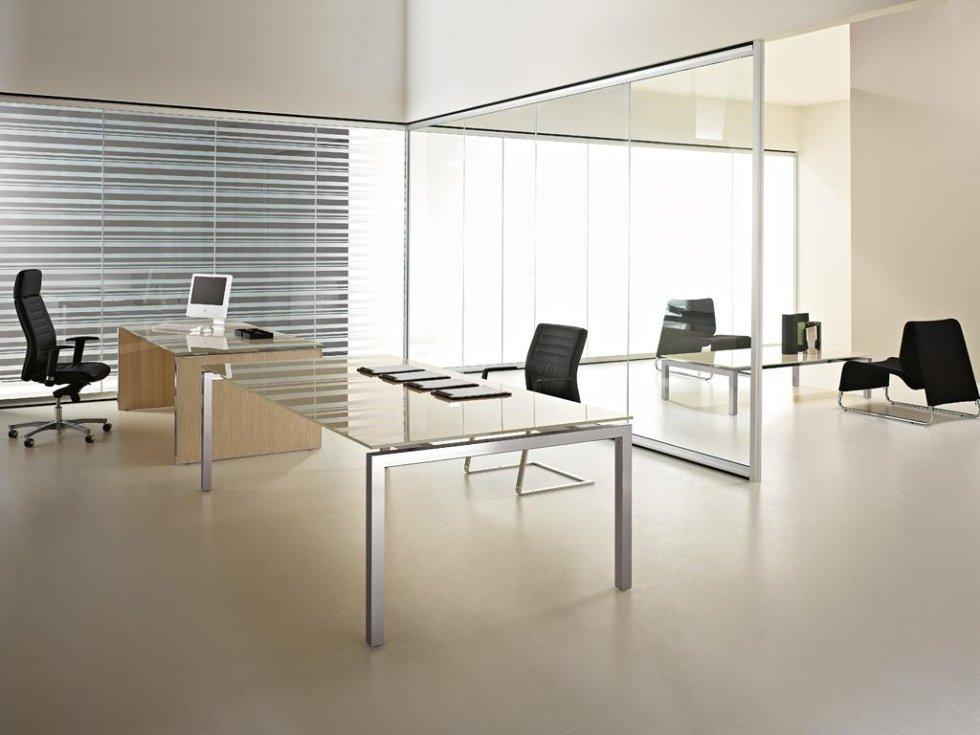 Reception e tavoli per riunioni borgomanero alfa - Tavoli per ufficio ...