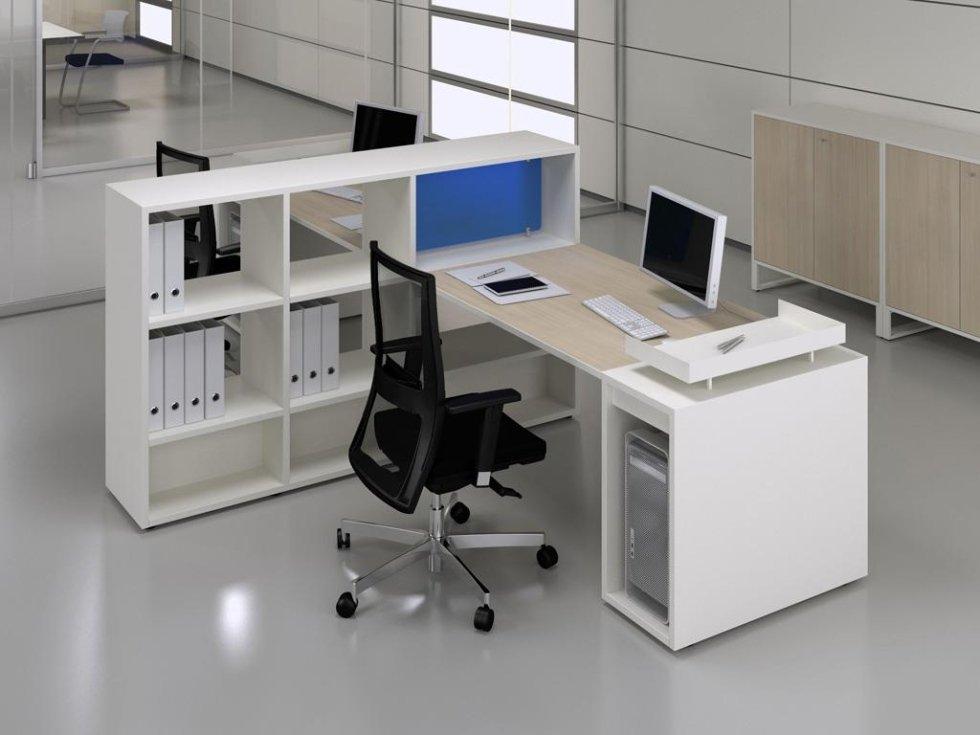 Scrivania logic mobile per ufficio