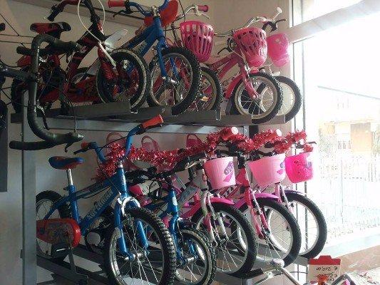 delle mountain bike da bambini