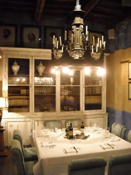 Restauro e ristrutturazione ristorante storico a Firenze