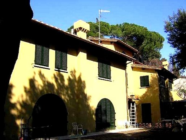 restauro villa