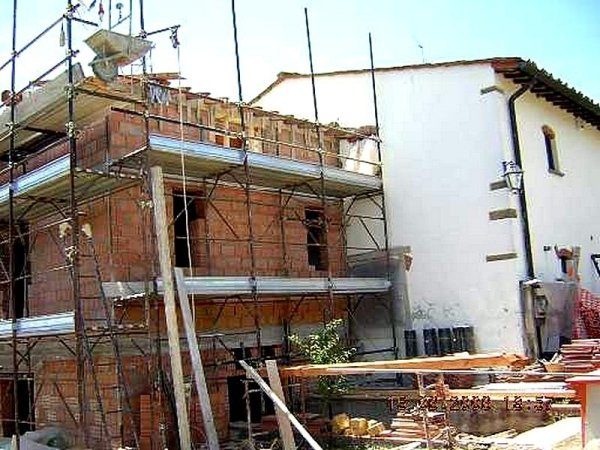 Romolo restauro