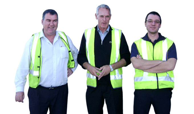 3 Jayde Transport Company employees