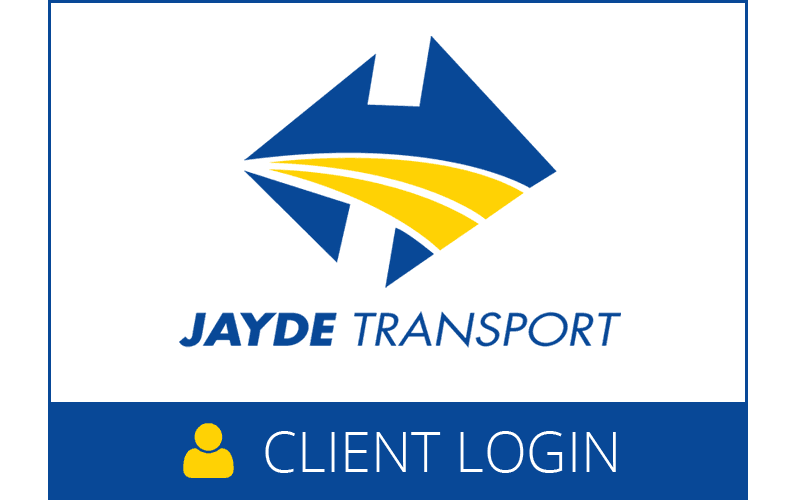 Jayde Transport Login Link