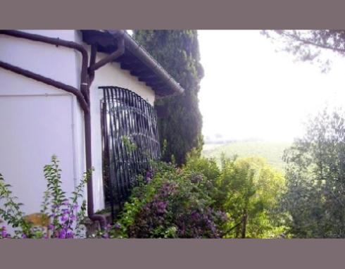 Casa di risposo con vista panoramica
