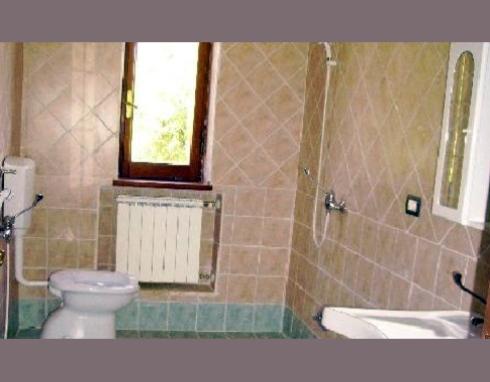 Camere singole e doppie con servizi privati
