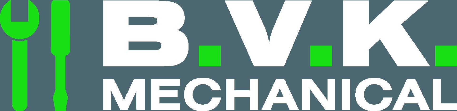 b.v.k. mechanical logo