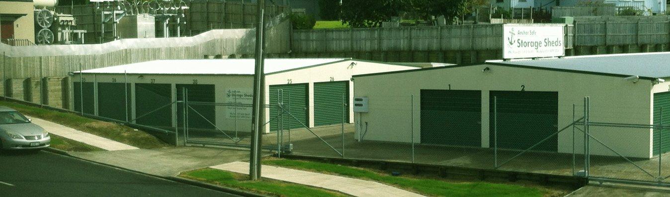 Anchor Safe Storage Units in Te Puke, Bay of Plenty