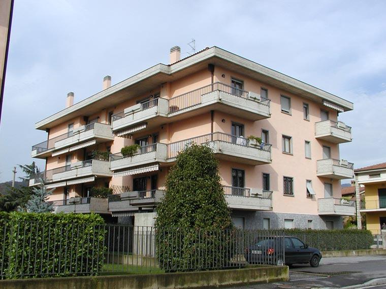 Edificio resaidenziale in vendita VIA MARTINELLA - GORLE (BG)