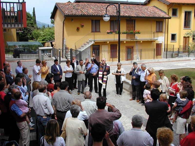 Inaugurazione residenziale