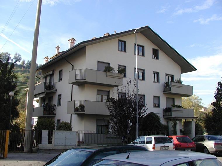 Appartemento residenziale in Via Solari